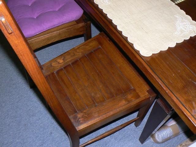 massivholz antik essgruppe tisch st hle eiche alter. Black Bedroom Furniture Sets. Home Design Ideas