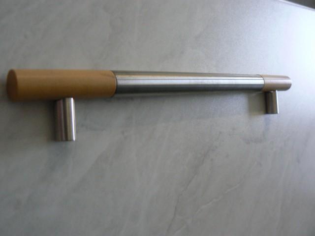 Details zu 4x K?chengriffe Stangengriffe Lochabstand 19,2cm K?che ...