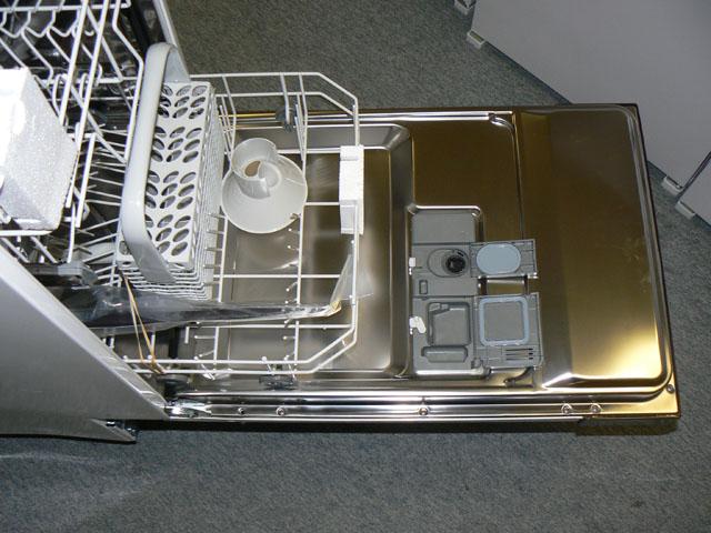 Kleine spulmaschine 45 cm breit teilintegriert neu ebay for Spülmaschine einbauger t