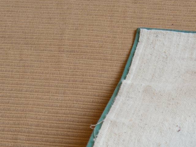 Sisal Teppich mit türkiser Einfassung Läufer  eBay