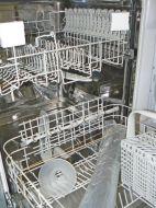 Spülmaschine Teilintegriert Blende in Edelstahl Neu