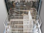 Spülmaschine 60 cm Teilintegriert Geschirrspüler Restlaufanzeige Wasserschutz