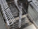 Teilintegrierte XL Spülmaschine Platz für 12 Maßgedecke Geschirrspüler 86cm hoch