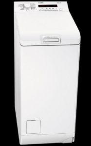 nur 40cm breite aeg lavamat l70260tl1 toplader waschmaschine 6 kg a aqua. Black Bedroom Furniture Sets. Home Design Ideas