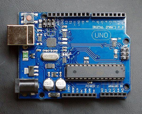 Uno R3 MEGA328P ATMEGA16U2Board mit USB Kabel compatible Arduino AR01001
