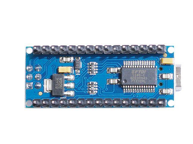 ATMEGA Nano Board mit mini-USB Kabel compatible Arduino Nano V3 AR01003