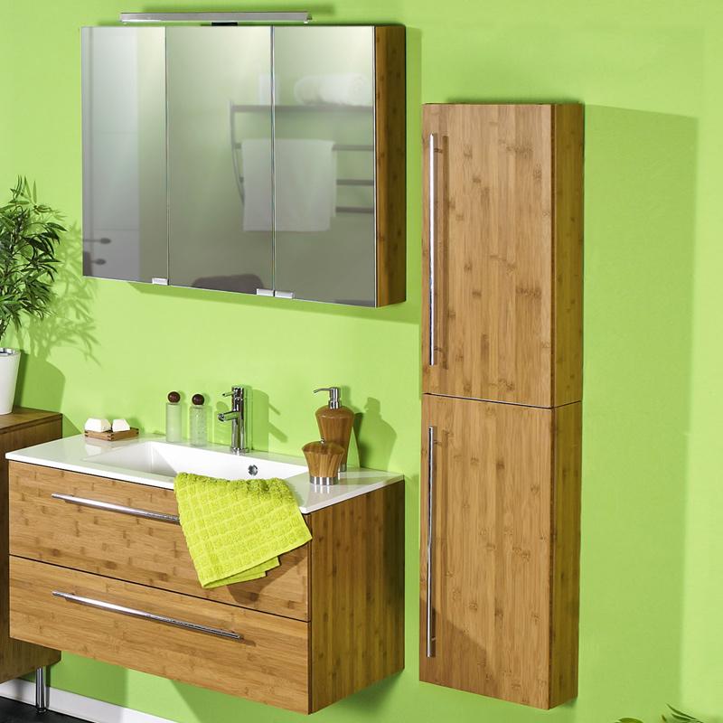 badezimmer bambusm bel. Black Bedroom Furniture Sets. Home Design Ideas