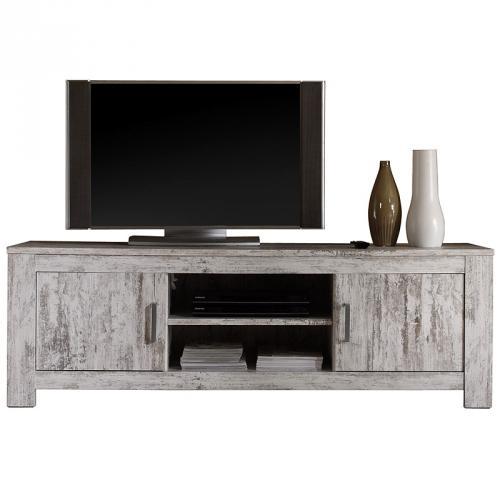 lowboard vintage pine wohnzimmer fernsehtisch fernsehschrank tv kommode ebay. Black Bedroom Furniture Sets. Home Design Ideas