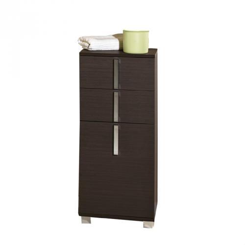 neu badezimmer unterschrank esche braun badschrank badschrank badm bel schrank ebay. Black Bedroom Furniture Sets. Home Design Ideas