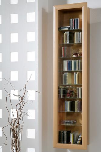 vitrine h ngevitrine buche nb h ngeschrank wohnzimmer sammelvitrine glasvitrine ebay. Black Bedroom Furniture Sets. Home Design Ideas