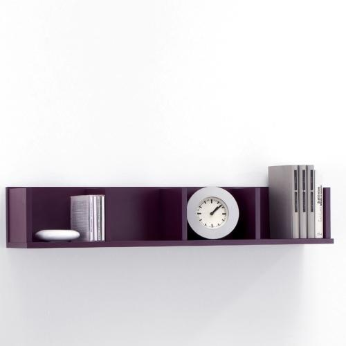 wandregal lila bestseller shop f r m bel und einrichtungen. Black Bedroom Furniture Sets. Home Design Ideas