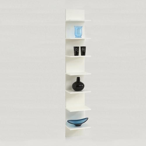 neu wandregal in wei cd dvd h ngeregal wohnzimmer regal. Black Bedroom Furniture Sets. Home Design Ideas