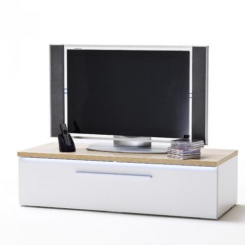 pin opera tv unterschrank weiss breite 121 cm 1152793 jpg. Black Bedroom Furniture Sets. Home Design Ideas