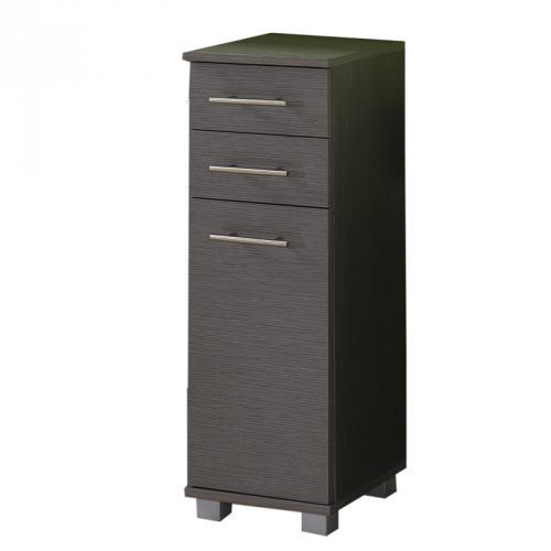 neu bad unterschrank grau badschrank badm bel badezimmer schrank badschrank ebay. Black Bedroom Furniture Sets. Home Design Ideas