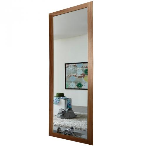 wandspiegel kernbuche garderobenspiegel flurspiegel dielenspiegel hochspiegel ebay. Black Bedroom Furniture Sets. Home Design Ideas