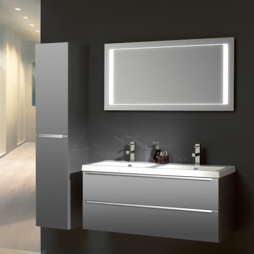 thebalux luxus komplett badm bel set hochglanz badezimmer waschplatz waschtisch ebay. Black Bedroom Furniture Sets. Home Design Ideas