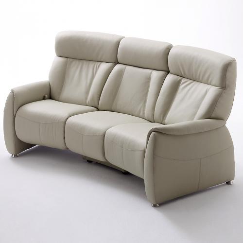 neu exkl 3 er relaxsofa echt leder wei fernsehsofa ledercouch tv sofa couch ebay. Black Bedroom Furniture Sets. Home Design Ideas