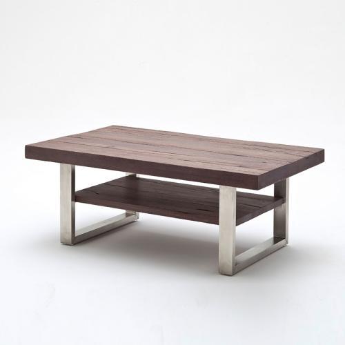 couchtisch eiche massiv wohnzimmertisch wohnzimmer lounge tisch beistelltisch ebay. Black Bedroom Furniture Sets. Home Design Ideas