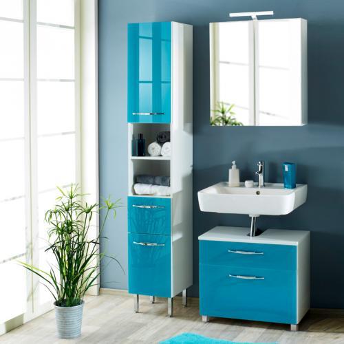 badezimmer set t rkis. Black Bedroom Furniture Sets. Home Design Ideas