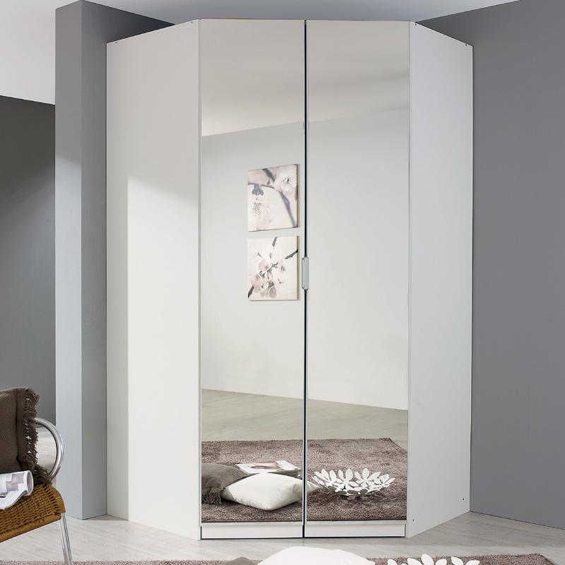 eckkleiderschrank wei kleiderschrank eckschrank. Black Bedroom Furniture Sets. Home Design Ideas