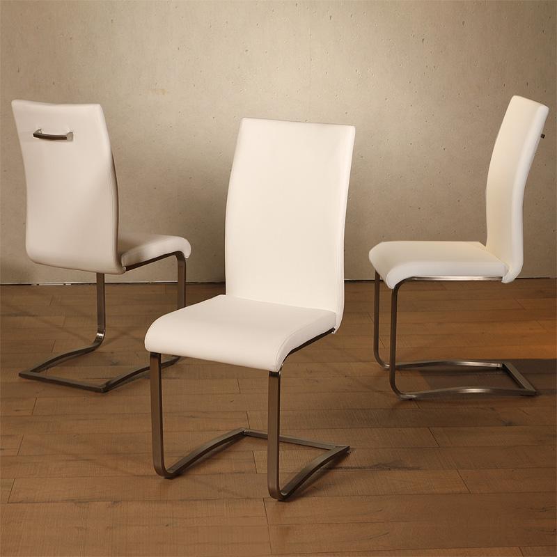 schwingstuhl 4er set schwarz wei schlamm karamel. Black Bedroom Furniture Sets. Home Design Ideas