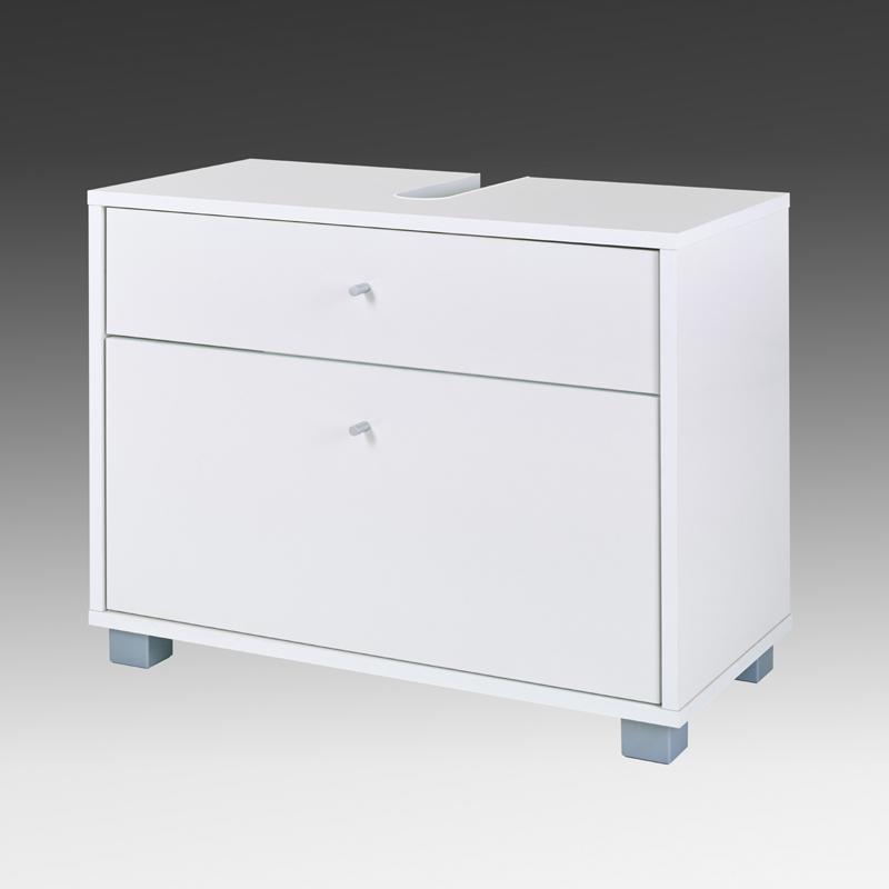 badezimmerm bel waschbeckenschrank wei badschrank. Black Bedroom Furniture Sets. Home Design Ideas