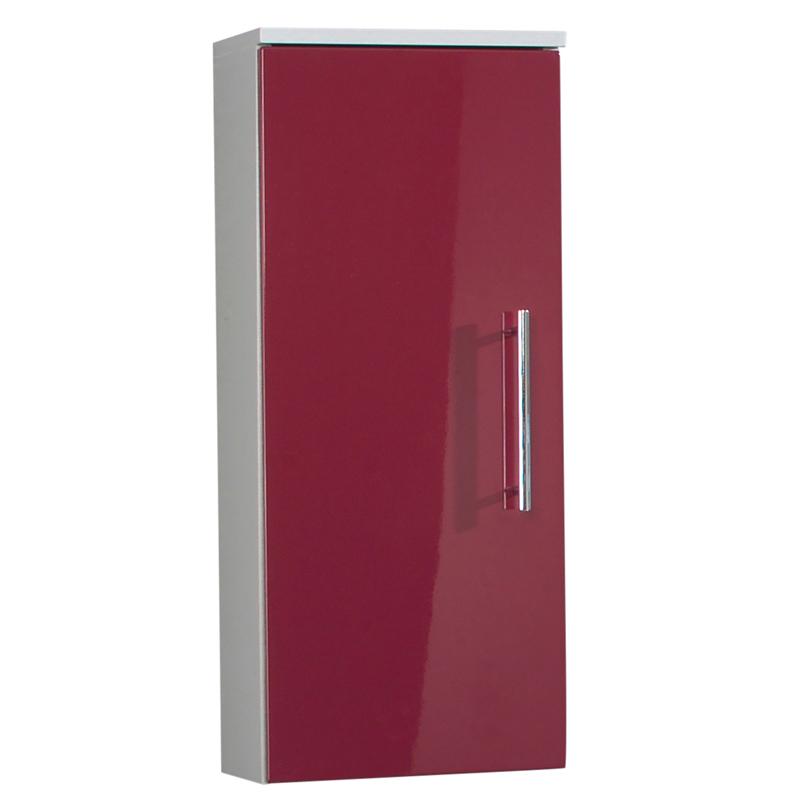 badezimmer farbe wasserfest badezimmer set hochglanz rot badm bel. Black Bedroom Furniture Sets. Home Design Ideas