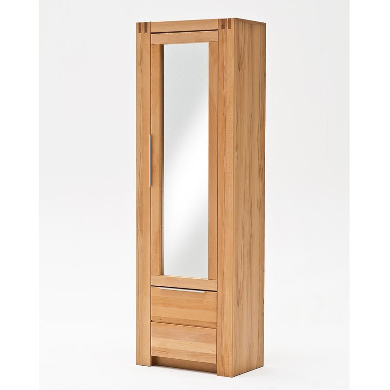 garderoben set kernbuche massiv schuhschrank spiegel. Black Bedroom Furniture Sets. Home Design Ideas