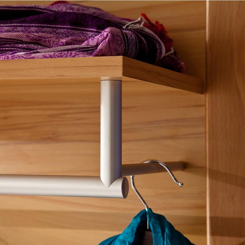 Garderobenpaneel kernbuche massiv wandpaneel garderobe for Garderobenpaneel edelstahl
