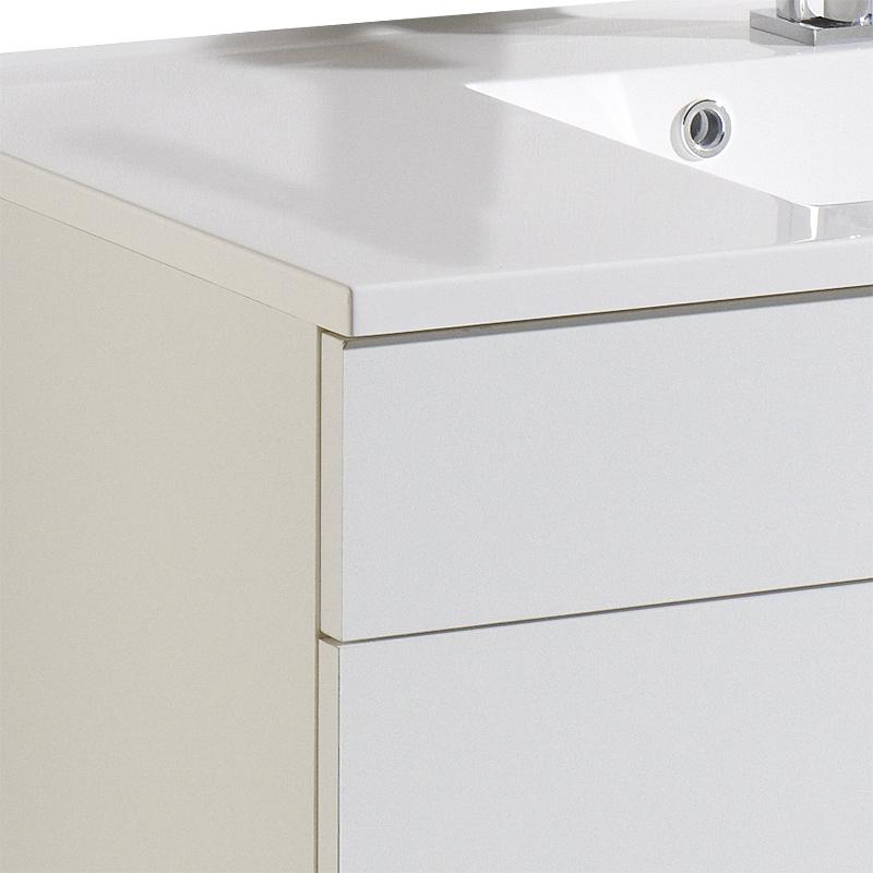 waschtisch wei vintage eiche waschplatz badezimmerm bel badschrank badm bel bad ebay. Black Bedroom Furniture Sets. Home Design Ideas