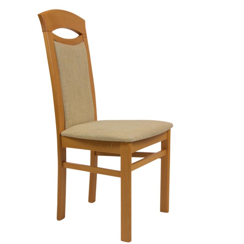 2er set esszimmer lehnstuhl buche natur beige stuhl for Lehnstuhl esszimmer