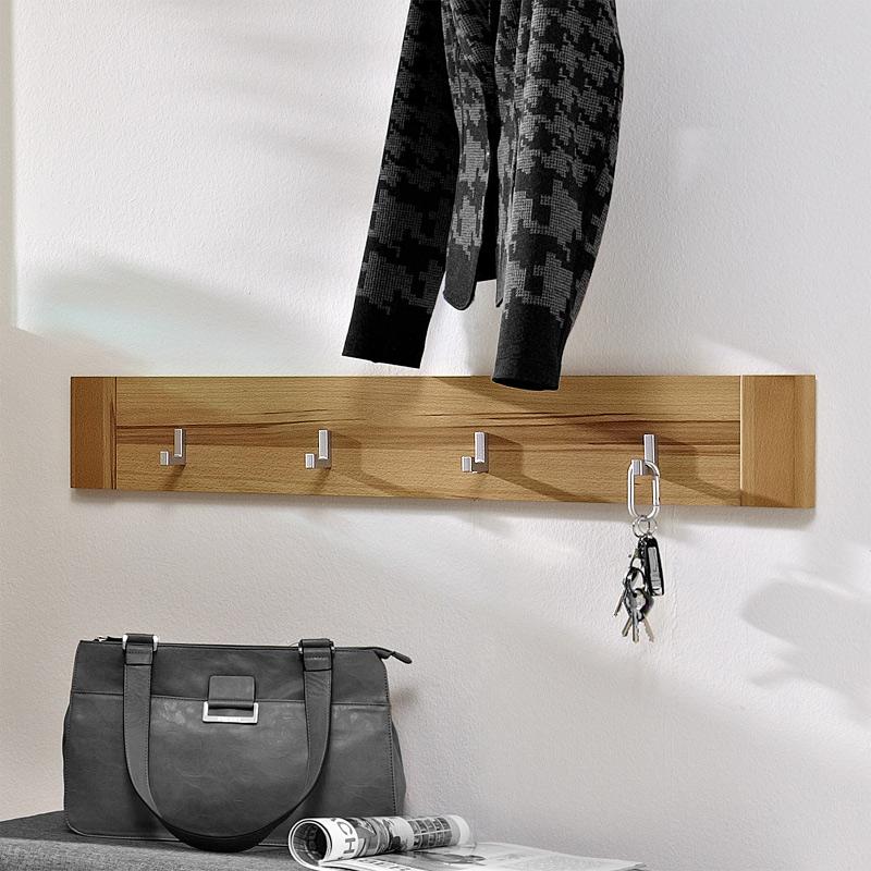 garderoben set kernbuche massiv garderobenbank flurgarderobe garderobenpaneel ebay. Black Bedroom Furniture Sets. Home Design Ideas