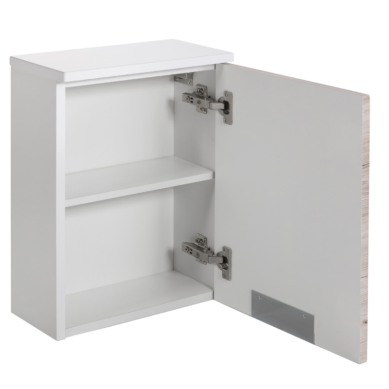 h ngeschrank hochglanz wei badschrank h nger badezimmer. Black Bedroom Furniture Sets. Home Design Ideas