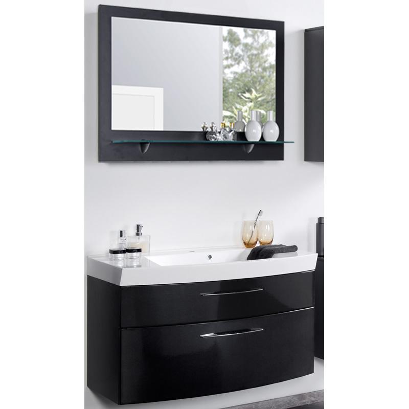 badm bel set hochglanz anthrazit badezimmerm bel. Black Bedroom Furniture Sets. Home Design Ideas