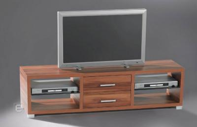 Fernsehschrank lcd  NEU* LCD Plasma Lowboard Fernsehschrank Nussbaum Dekor