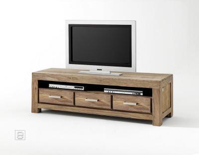 neu fernsehtisch tv kommode lowboard sheesham ge lt ebay. Black Bedroom Furniture Sets. Home Design Ideas