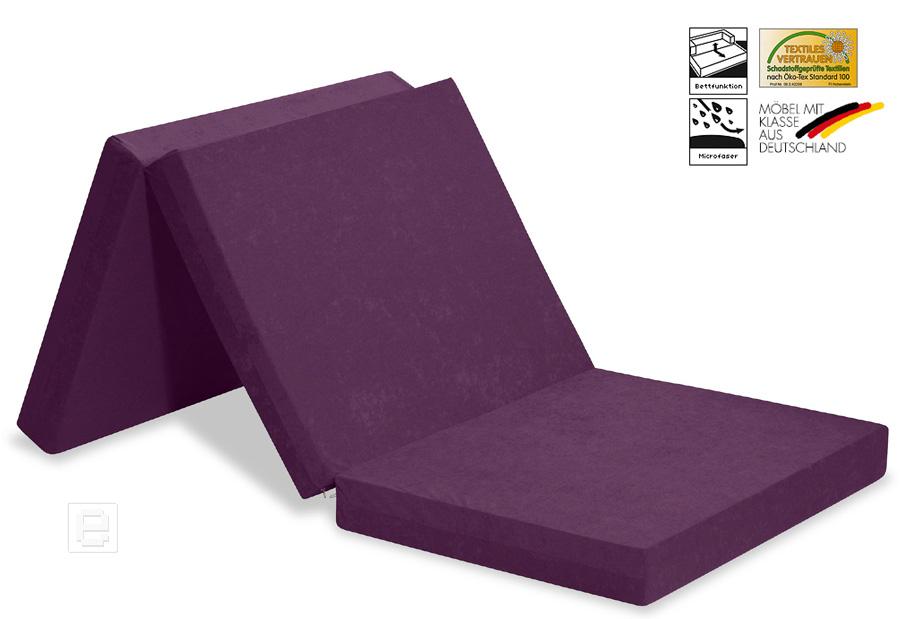 neu faltmatratze klappmatratze reisebett g stebett g ste matratze gr n ebay. Black Bedroom Furniture Sets. Home Design Ideas