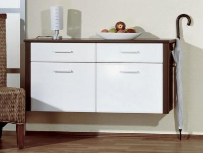 top schuhschrank schuhkipper wenge hochglanz wei neu ebay. Black Bedroom Furniture Sets. Home Design Ideas