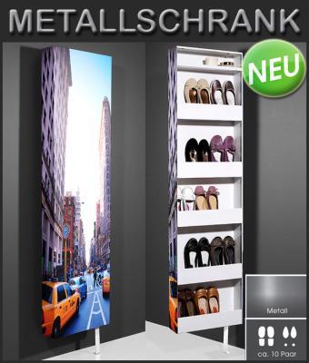 neu metall dreh schuhschrank mehrzweckschrank toppreis ebay. Black Bedroom Furniture Sets. Home Design Ideas