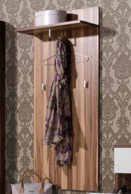 Toppreis garderobe wandgarderobe baltimore walnuss neu ebay for Garderobe quadro walnuss