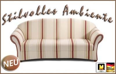 vintage cor sofa 2er zweisitzer couch garnitur design stoffbezug beige. Black Bedroom Furniture Sets. Home Design Ideas