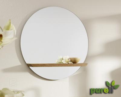 Neu exkl design badezimmer spiegel teak massiv ablage for Spiegel ablage badezimmer
