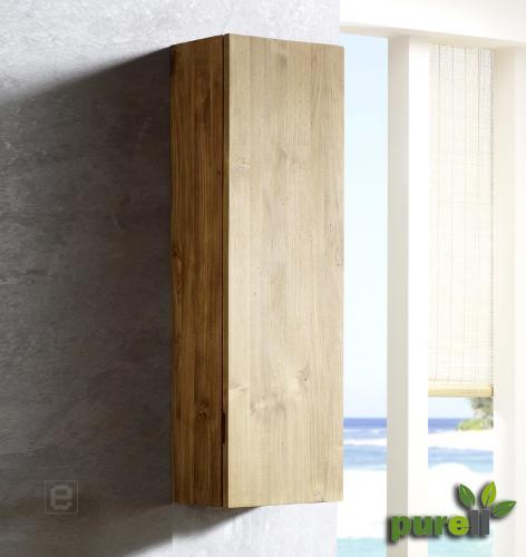 Design badezimmer h ngeschrank badschrank teakholz neu ebay for Badschrank design