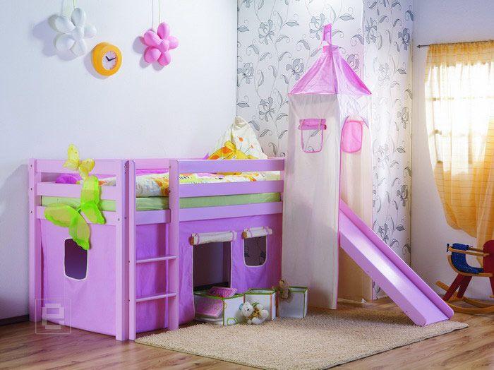 hochbett vorhang set trendy steens vorhang ritter fr. Black Bedroom Furniture Sets. Home Design Ideas