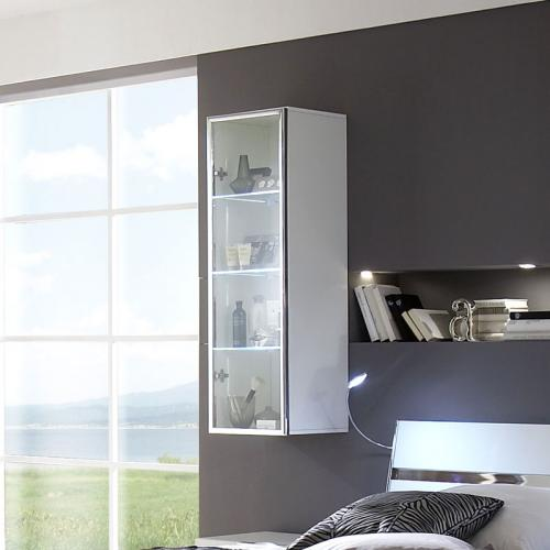 top vitrine schlafzimmer glast r h ngevitrine. Black Bedroom Furniture Sets. Home Design Ideas