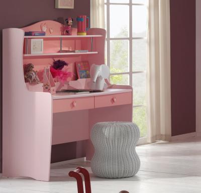 neu traumhafter m dchen schreibtisch in pink jugendzimmer kinderzimmer sekret r ebay. Black Bedroom Furniture Sets. Home Design Ideas