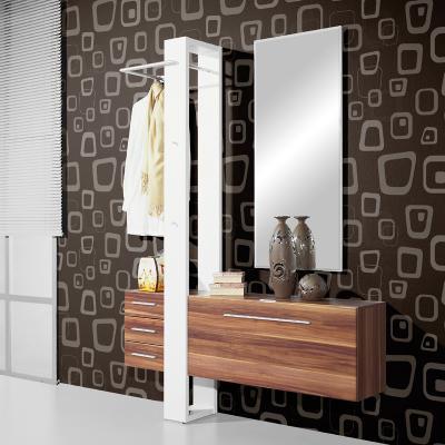 Spiegel schuhschrank roller schuhschrank for Schuhkommode mit spiegel