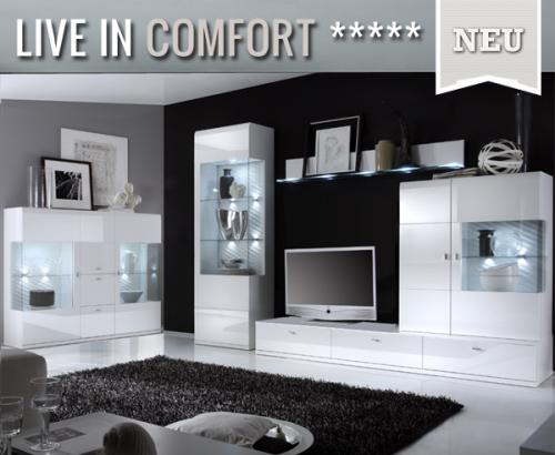 lowboard vitrine bestseller shop f r m bel und einrichtungen. Black Bedroom Furniture Sets. Home Design Ideas