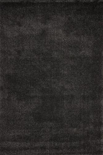 moderner flachflorteppich in anthrazit 160x230cm. Black Bedroom Furniture Sets. Home Design Ideas