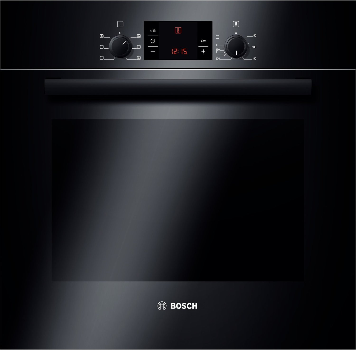 bosch hba23b263 60 cm einbau backofen eek a ebay. Black Bedroom Furniture Sets. Home Design Ideas